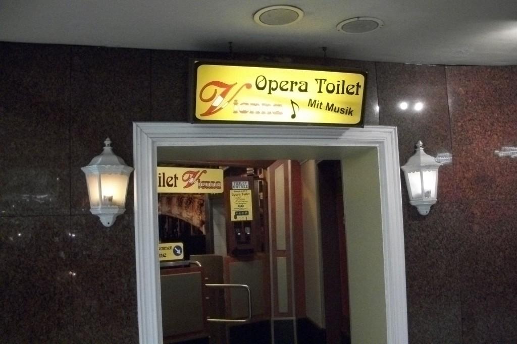 opera toilet