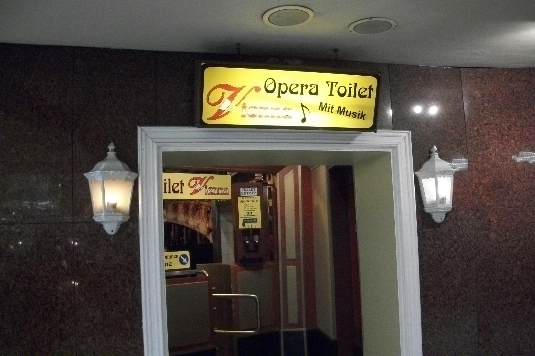 El Opera Toilet