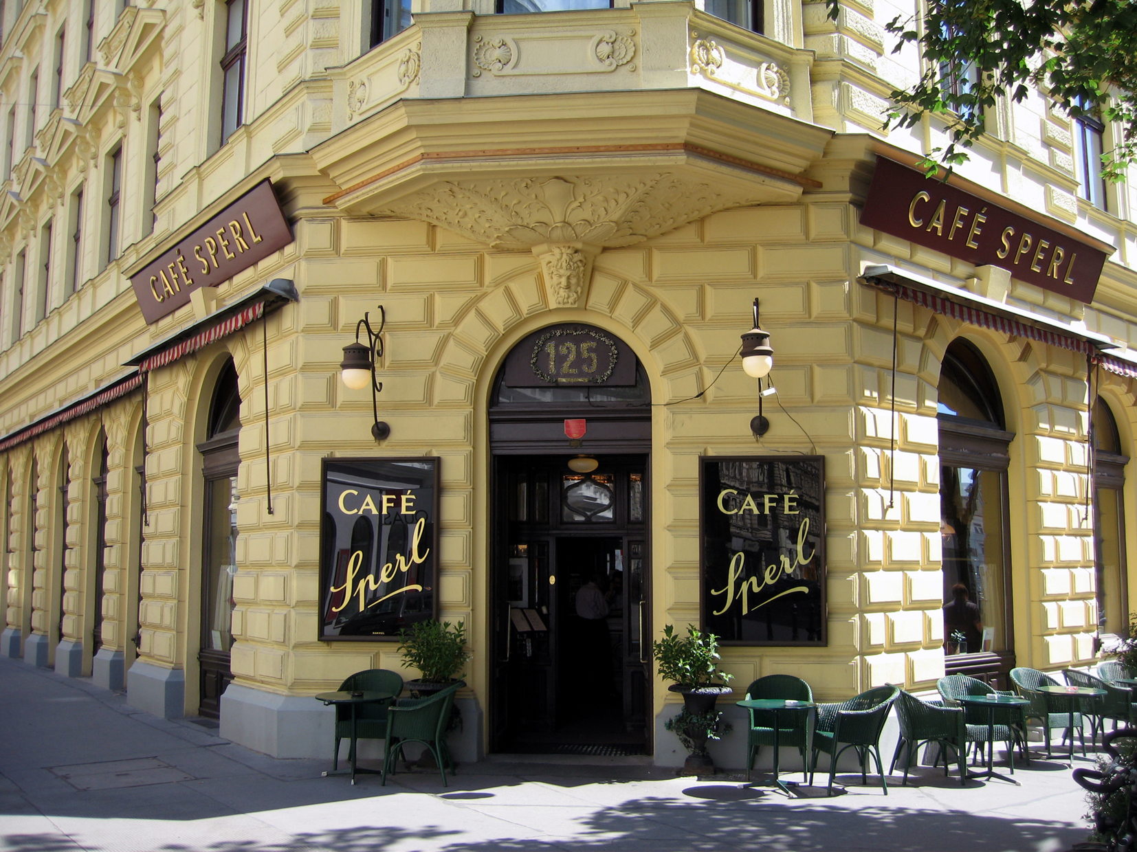 Cafe Sperl Wien
