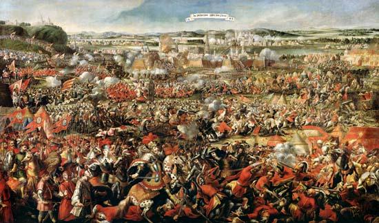 batalla de Kahlenberg