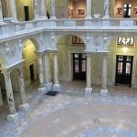 El Völkerkundemuseum, el museo de antropología