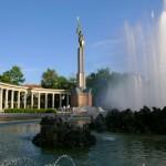 La fuente Hochstrahlbrunnen