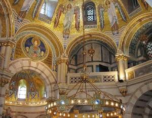 interior kirche san francisco de asis