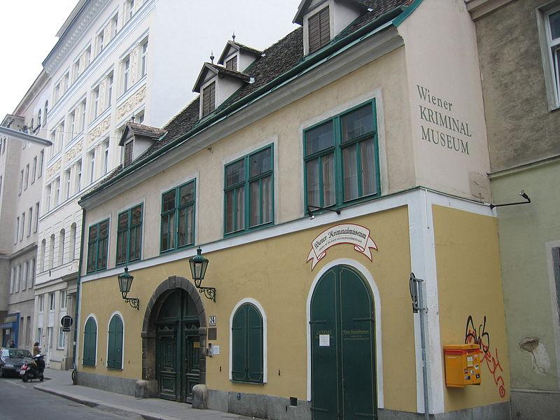 kriminalmuseum viena