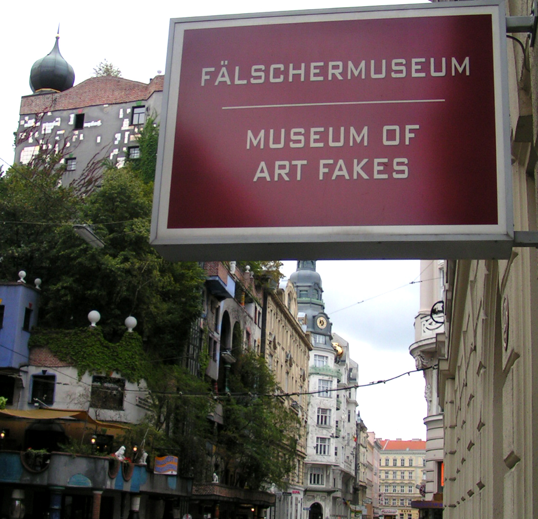 museo falsificacion