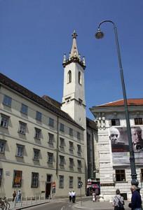 Iglesia San agustin viena