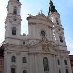 La iglesia de los escolapios