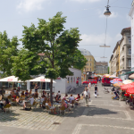 La plaza con más encanto de Viena