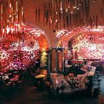 Donau, techno bar en la sinagoga