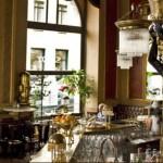 Il Cafe Savoy, una caffeteria storica del 1700