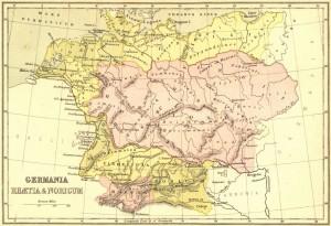 mapa noricum