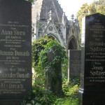 Zentralfriedhof. El cementerio central de Viena