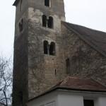 Ruprechtskirche. La iglesia más antigua de Viena