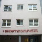 Las viviendas públicas en Viena