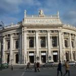 El teatro nacional de Austria