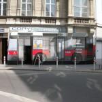¿Que hace ese autobús ahí?