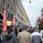 El Brunnenmarkt, el mercado turco