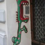 Graffitis en Viena