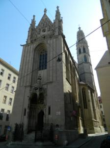 Maria Am Gestade Viena