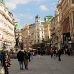 La calle con más historia de Viena