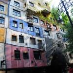 Hundertwasserhaus, «la casa loca»
