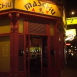 El mejor falafel de la ciudad