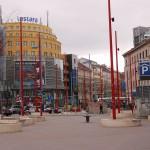 Mariahilferstrasse, la arteria principal de la ciudad
