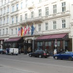 El Hotel Sacher