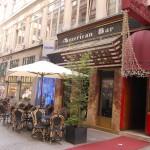El American Bar, el bar de Adolf Loos