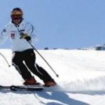 Esquí, el fútbol de Austria