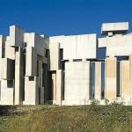 Fritz Wotruba y sus toscas esculturas