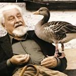 Konrad Lorenz: unos gansos y un Premio Nobel