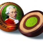 Mozartkugeln, las bolas de Mozart