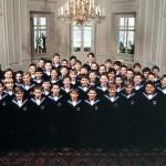 Los niños cantores de Viena