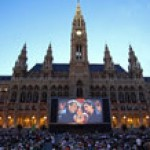 Cine al aire libre, verano 2011