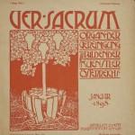 Ver Sacrum, el arte al alcance de todos