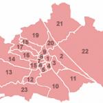 Viena y sus distritos
