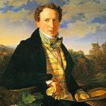 El pintor más famoso de la época Biedermeier