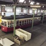 Wiener Straßenbahnmuseum, el museo del tranvía
