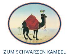 logo zum schwarzen kameel