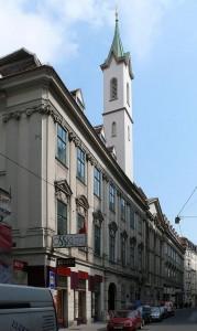 Iglesia orden teutonica viena