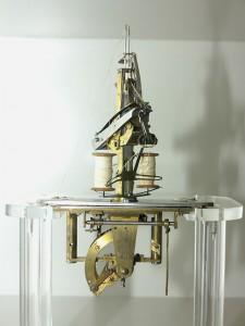 """Sewing Hand"" 1825, se encuentra en el Technisches Museum Wien"