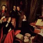 Josef Danhauser, el pintor moralizante