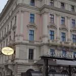 Restaurant Cafe Landtmann, una institución vienesa