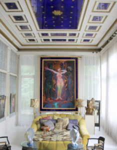 interior museo fuchs