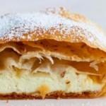 Topfenstrudel, la tarta de queso más imperial