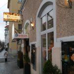 Damas, comida siria en Viena