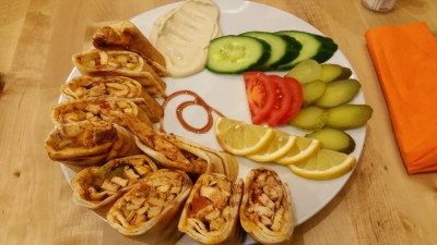 shawarma damas Viena