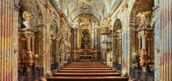 Iglesia de santa ana viena