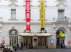 fachada Metro Kino viena